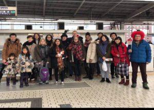 関西から18名の留学生